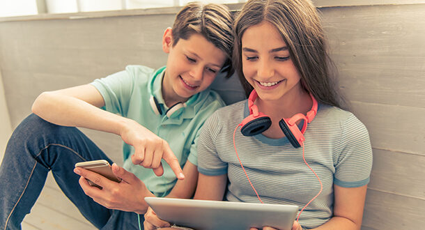 iPad middelbare school